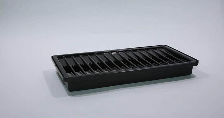 Каплесборник пластиковый 170*300
