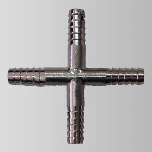 X-разветвитель 7,3 х 7,3 х 7,3 х 7,3 мм