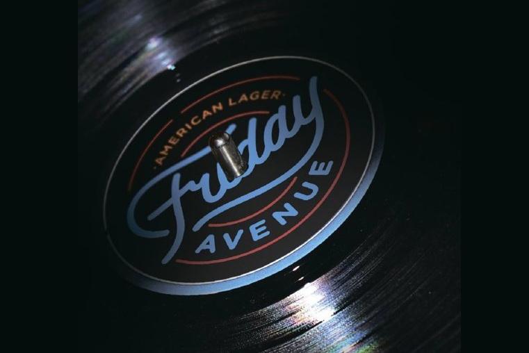 Friday Avenue American Lager (Фрайдей Авеню Американ Лагер)