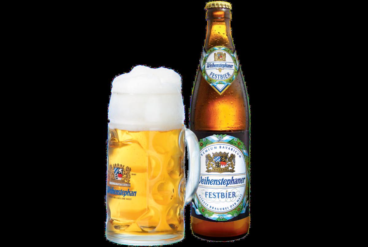пиво Weihenstephan Festbier