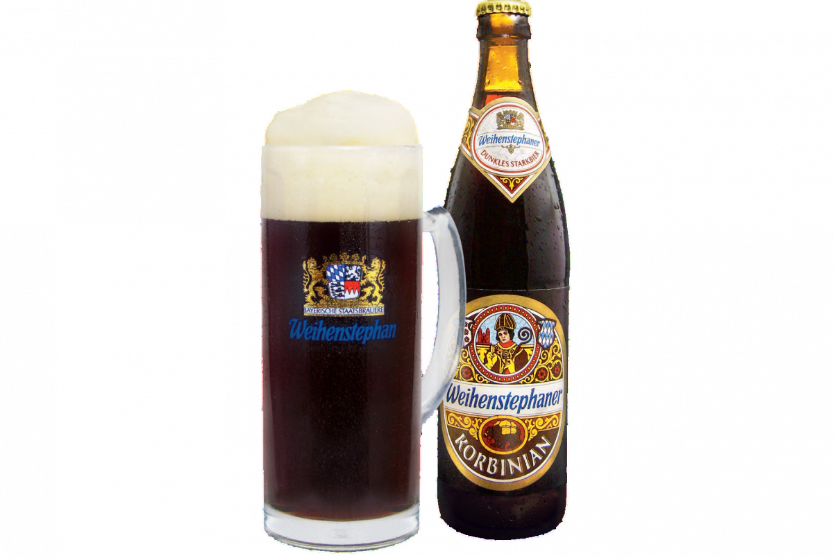 пиво Weihenstephan Korbinian