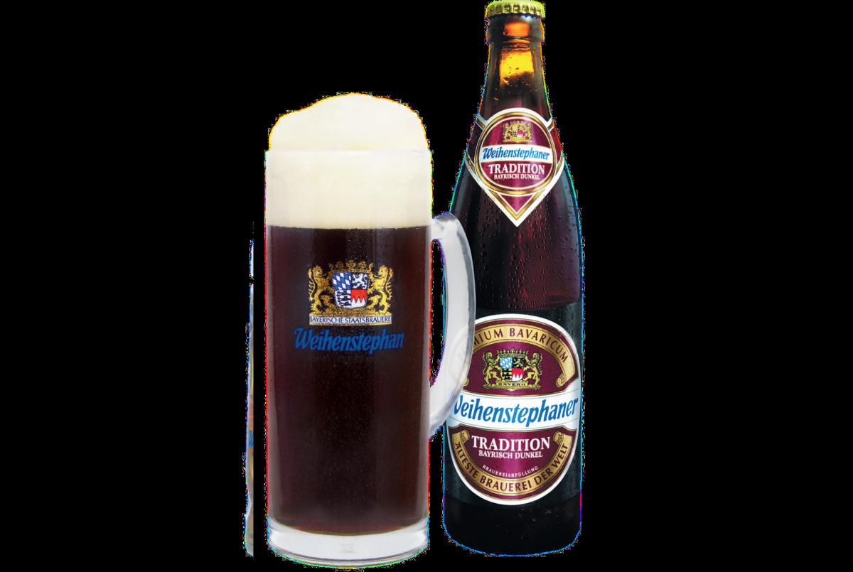 пиво Weihenstephan Tradition