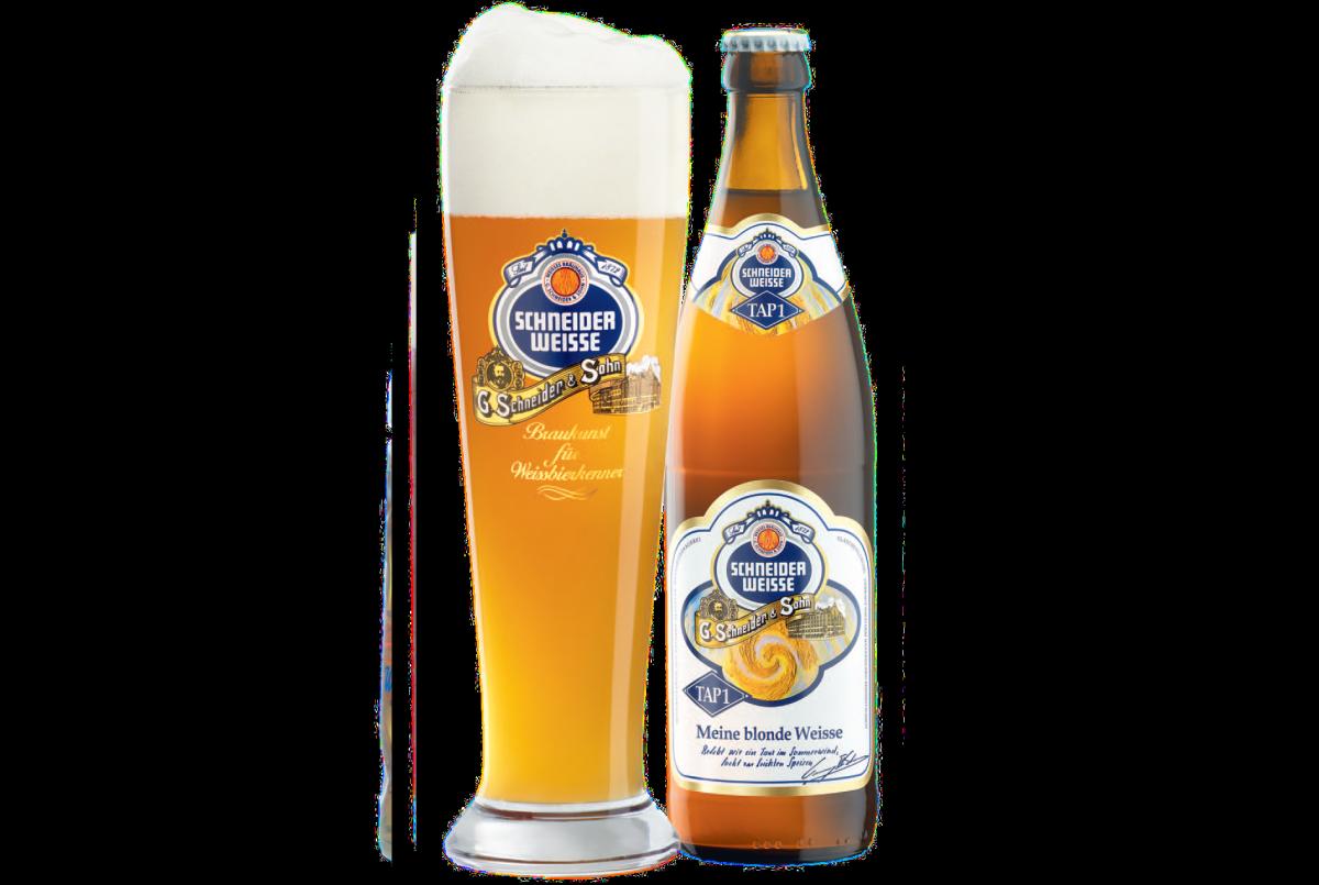 пиво Schneider Mein Blondes
