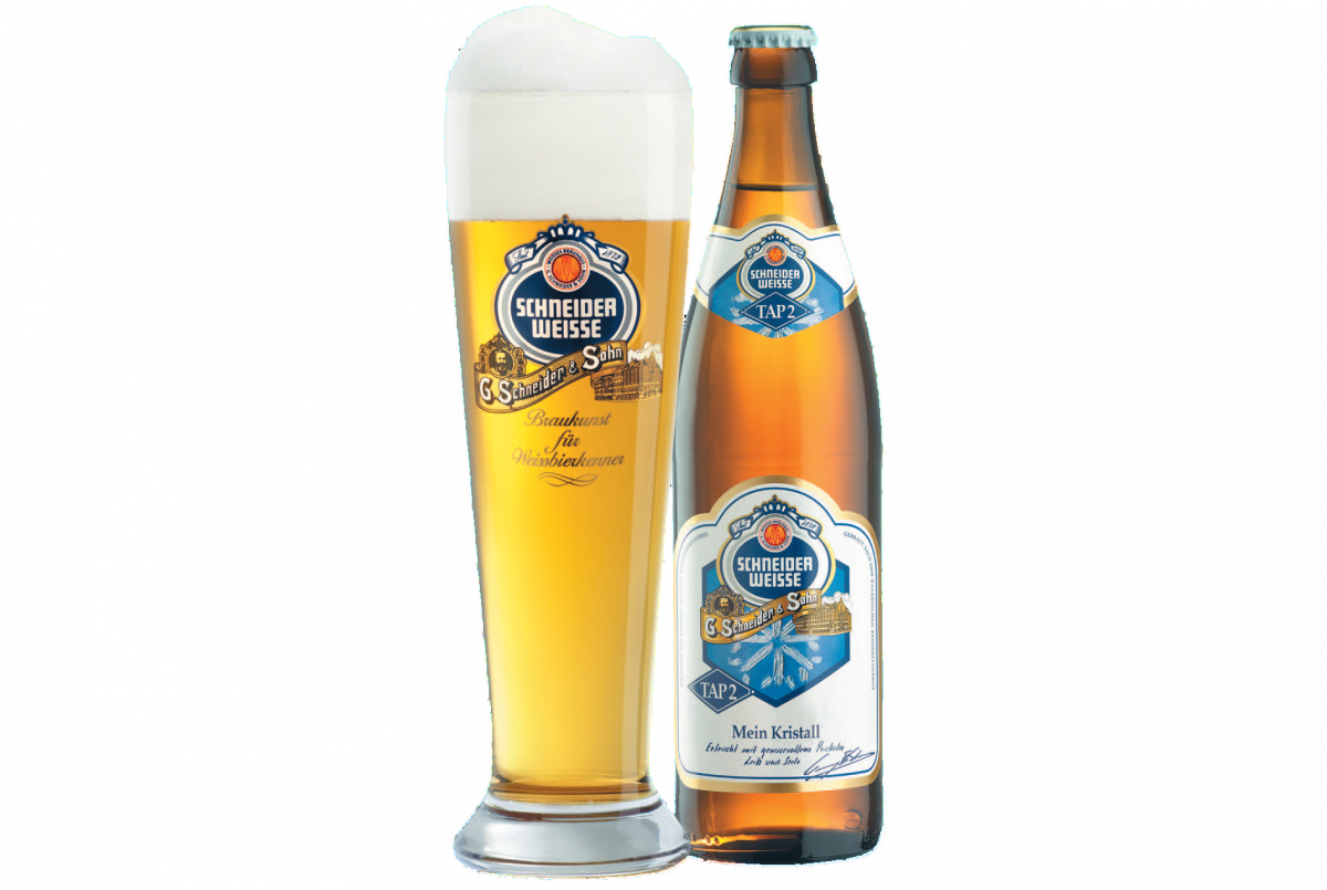 пиво Schneider Kristall
