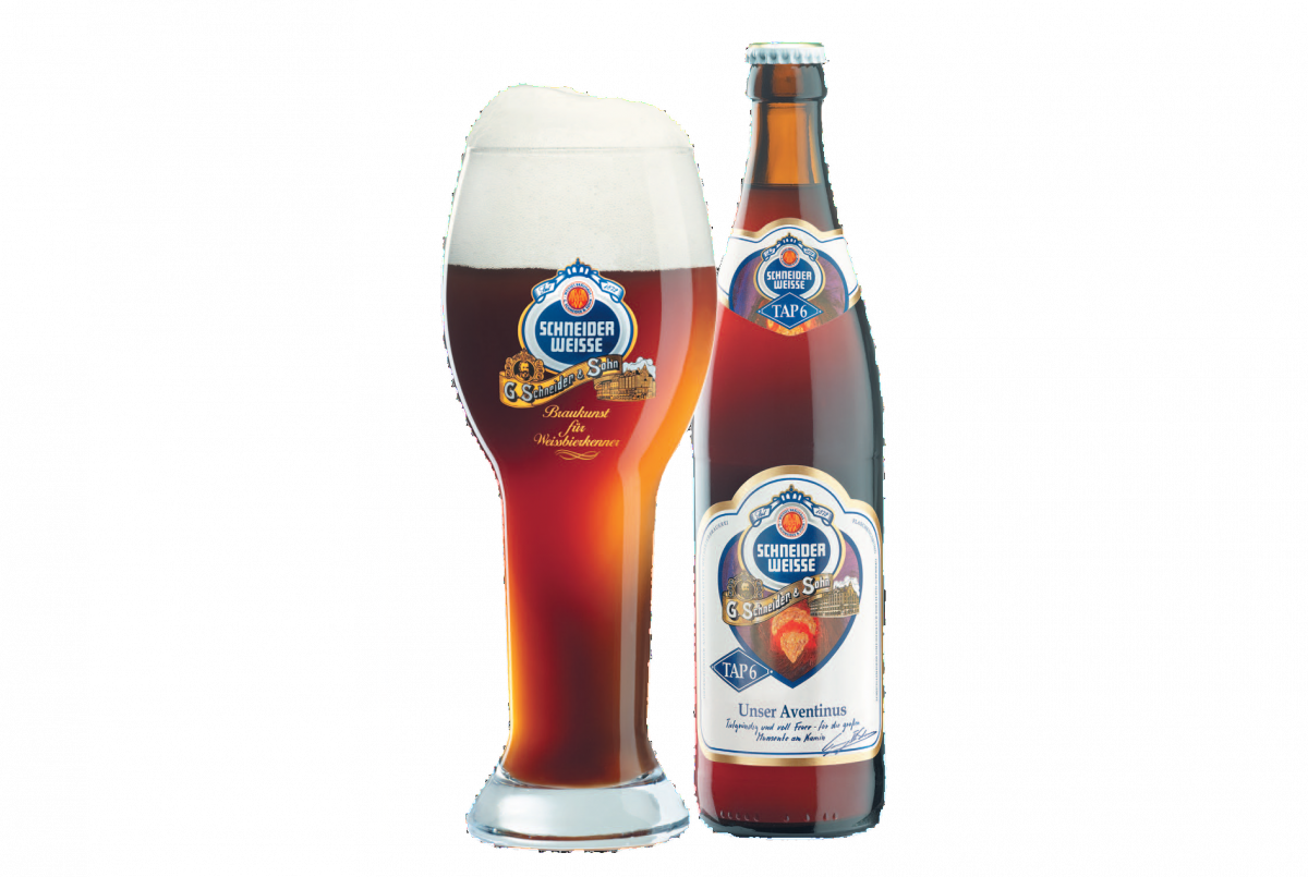 пиво Schneider Unser Aventinus