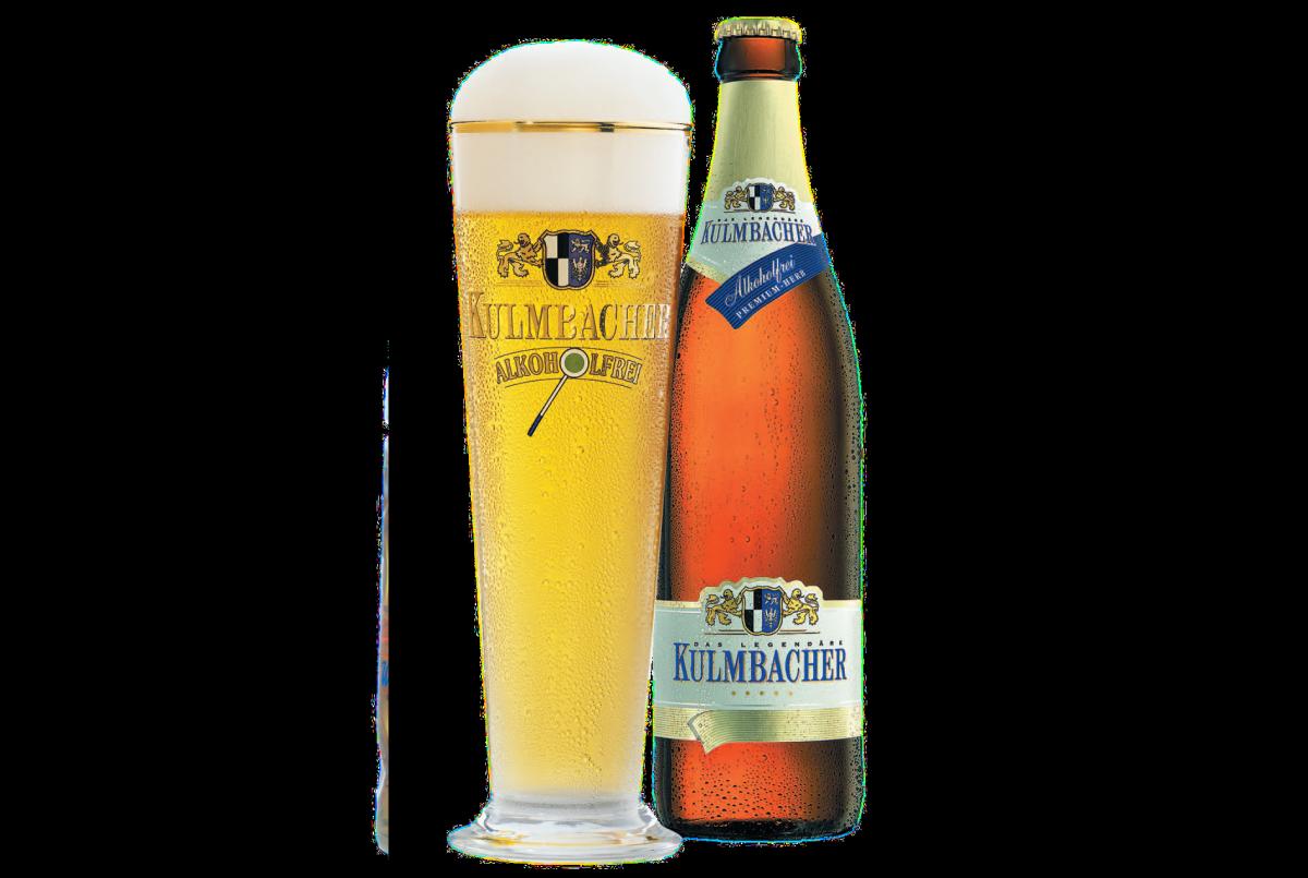 пиво Kulmbacher Alkoholfrei