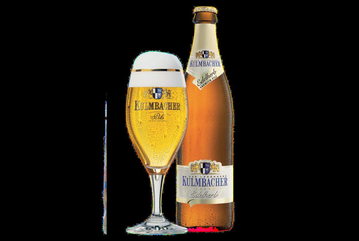 пиво Kulmbacher Edelherb Premium Pils