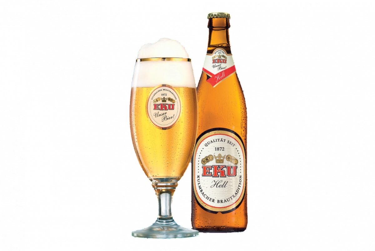 пиво Eku Hell