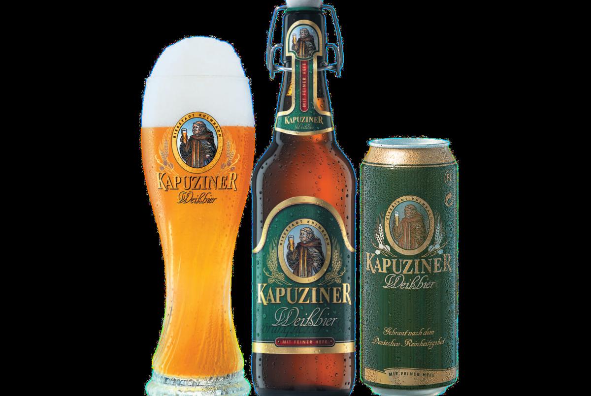 пиво Kapuziner Weisbier