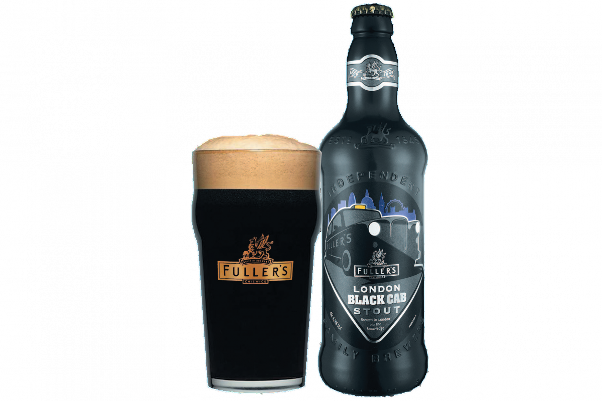 Black Cab Stout (Блэк Каб Стаут)