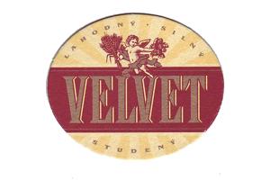 Чешское пиво Velvet (Велвет)