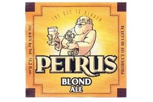Petrus Blond Ale - Аббатский светлый эль