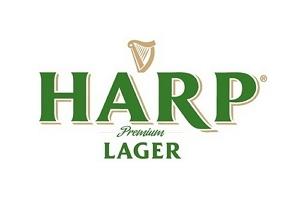 Ирландское пиво Harp Lager