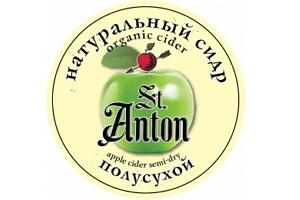 Сидр St. Anton яблочный цвет