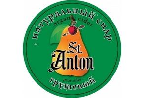 Сидр St. Anton грушевый цвет